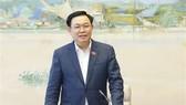 Chủ tịch Quốc hội Vương Đình Huệ ứng cử tại đơn vị bầu cử số 3, TP Hải Phòng