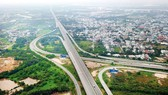 Một dự án thành phần của dự án cao tốc Bắc - Nam phía Đông