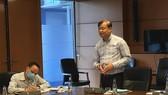 Ông Nguyễn Hoa Cương, Phó Viện trưởng Viện Nghiên cứu Quản lý kinh tế trung ương (CIEM)