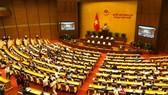 Tại kỳ họp thứ nhất, Quốc hội đã thông qua hàng loạt nghị quyết quan trọng về nhân sự, kinh tế, xã hội...