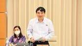 Chủ nhiệm Ủy ban Văn hoá Giáo dục Nguyễn Đắc Vinh