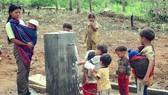 Dự kiến, đến năm 2030, 65% dân số nông thôn được cấp nước sạch đạt quy chuẩn