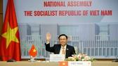 Cuộc làm việc trực tuyến của Chủ tịch Quốc hội với Đoàn doanh nghiệp cấp cao của Hội đồng kinh doanh Hoa Kỳ- ASEAN