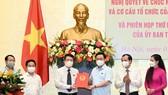 Chủ tịch Quốc hội dự lễ công bố Nghị quyết về chức năng, nhiệm vụ của Viện Nghiên cứu lập pháp  
