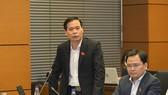 ĐB Nguyễn Mạnh Cường (Quảng Bình), Phó Chủ nhiệm Ủy ban Tư pháp