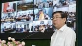 Ứng cử viên Nguyễn Thành Phong: Nâng cao chất lượng công tác quy hoạch