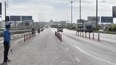 Chốt kiểm soát chân cầu Đồng Nai thông thoáng