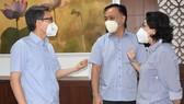 Phó Thủ tướng Vũ Đức Đam: Quận Phú Nhuận cần đổi mới cách xét nghiệm