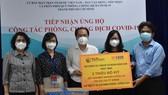 TPHCM tiếp nhận 4 triệu kit test nhanh kháng nguyên trị giá 373 tỷ đồng