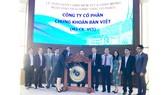 Công ty Chứng khoán Bản Việt lên sàn với giá 48.000 đồng/cổ phiếu