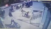 Hình ảnh vụ việc. Ảnh cắt từ clip
