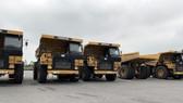 8 xe tải siêu trường dùng giấy phép lưu hành giả lưu thông trên cao tốc