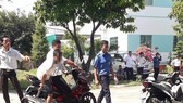 Một số học viên bỏ trốn được đưa trở lại cơ sở cai nghiện