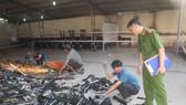 Hơn 8,5 ngàn vũ khí, vật liệu nổ các loại được tiêu huỷ