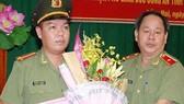 Phó Giám đốc Công an tỉnh Đồng Nai làm Phó Hiệu trưởng Trường Đại học An ninh Nhân dân