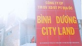 Bắt giam 2 lãnh đạo Công ty Bình Dương City Land. Ảnh: X.A