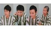 Nghi can Phạm Thị Thiên Hà, Nguyễn Ngọc Tâm Huyên, Lê Ngọc Phương Thảo, Trịnh Thị Hồng Hoa (từ trái qua)
