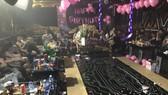 Trong 1 phòng có 56 dân chơi đang nhún nhảy theo điệu nhạc cực lớn