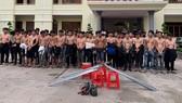 Tạm giữ hình sự 44 đối tượng trong vụ tranh giành đất đai ở Đồng Nai