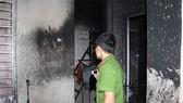Công an khám nghiệm 1 vụ cháy trước đó