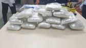 Thu giữ hơn 20,5 kg ma túy các loại trong các lô hàng quà biếu