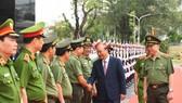 Thủ tướng Nguyễn Xuân Phúc dự khai mạc Hội nghị Công an toàn quốc lần thứ 76