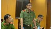Công an TPHCM thông tin về việc khởi tố 8 cán bộ Công an phường Phú Thọ Hòa, quận Tân Phú