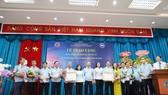Khen thưởng 2 tập thể lập thành tích xuất sắc trong công tác phòng, chống ma túy