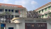 Bệnh viện Mắt TPHCM. Ảnh: CHÍ THẠCH