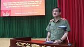 Đảm bảo an ninh trật tự phục vụ bầu cử đại biểu Quốc hội khóa XV và HĐND các cấp