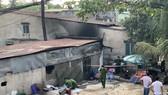 Công an TPHCM chỉ đạo điều tra làm rõ nguyên nhân vụ cháy khiến 6 người tử vong. Ảnh: CHÍ THẠCH