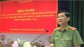 Thượng tướng Nguyễn Văn Sơn, Thứ trưởng Bộ Công an. Ảnh: VĂN THANH