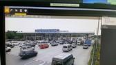 Trạm thu phí Long Phước trên cao tốc TPHCM- Long Thành- Dầy Giây