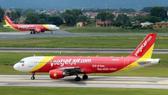 Vietjet tăng phí sân bay và phí soi chiếu từ 10-9