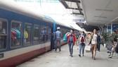 Nhiều tuyến đường sắt giảm tới 15% cho hành khách mua vé khứ hồi