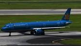 Máy bay của Vietnam Airlines bị sự cố sau khi hạ cánh tại sân bay Vinh
