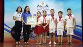 Phát động chương trình tặng 1 triệu vở viết cho học sinh vùng lũ