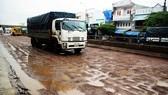 Bộ Giao thông Vận tải yêu cầu xử lý nhà thầu chây ì sửa chữa QL1