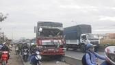 Siết chặt đăng kiểm xe tải, xe đầu kéo, xe chở khách