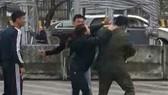 Xử lý nghiêm đối tượng hành hung nhân viên an ninh hàng không sân bay Nội Bài
