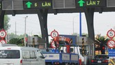 Kiểm tra, giám sát thu phí trạm thu phí cầu Rạch Miễu từ ngày 12-3