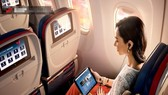Từ ngày 10-10, Vietnam Airlines bắt đầu cung cấp dịch vụ wifi trên máy bay