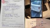 Xử phạt 14,7 triệu đồng doanh nghiệp và tài xế taxi chặt chém khách nước ngoài