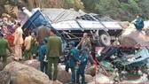 Tai nạn vừ xảy ra làm 3 người chết tại Lai Châu