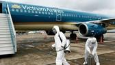Hành khách nghi nhiễm Covid-19 trên chuyến bay về TPHCM: Kết quả âm tính