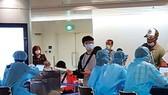 Mỗi chuyến bay đến Sân bay Tân Sơn Nhất được chở tối đa 180 hành khách