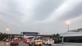 Cao tốc Nội Bài - Lào Cai chưa được lắp đặt thu phí không dừng