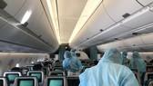 Các hãng hàng không điêu đứng vì dịch Covid-19