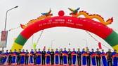 Lễ thông xe cầu Thăng Long