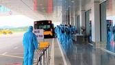 Sân bay Vân Đồn triển khai phòng, chống dịch